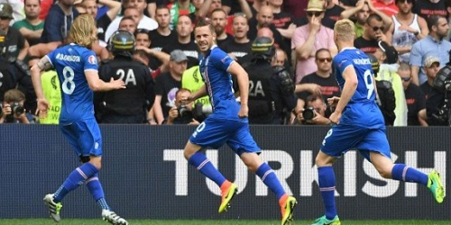(VIDEO) Eurocopa, Islandia y Hungría se dividen puntos en el Grupo F