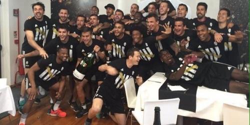 (VIDEO) Italia, la Juventus se consagró campeón por la 5a vez consecutiva!