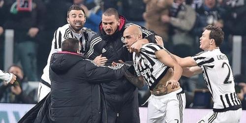 (VIDEO) Italia, la Juventus vuelve a lo más alto