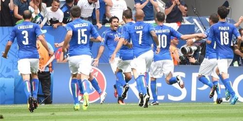 (VIDEO) Eurocopa, Italia ganó 1-0 a Suecia y clasifica a Octavos de Final