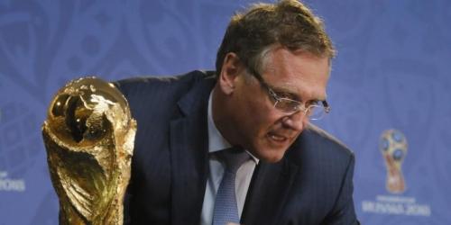 Jerome Valcke fue destituido de su cargo en la FIFA