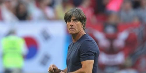 Joachim Löw seguirá siendo el entrenador de Alemania