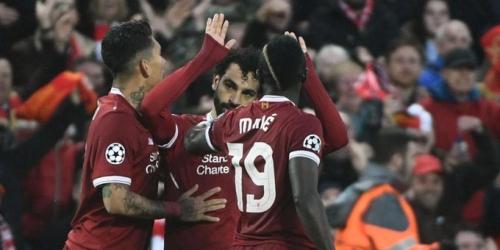Jugador del Liverpool anunció su deseo de ser leyenda del equipo