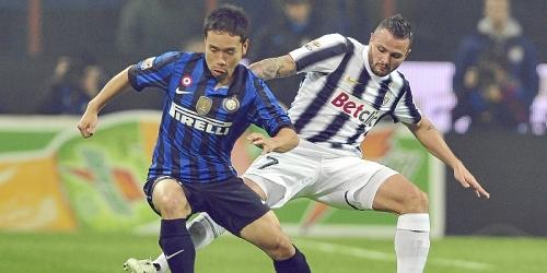 Juventus derrotó a Inter y sigue líder de la Serie A