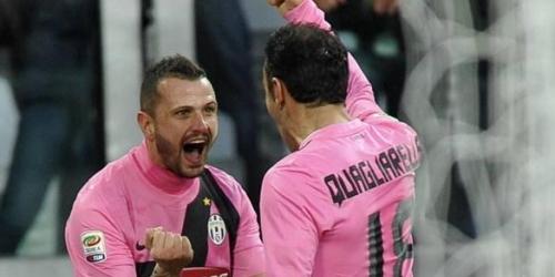 Juventus ganó y es líder solitario de la Serie A