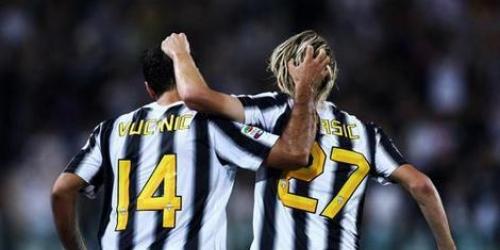 Juventus, Genoa y Udinese lideran la Serie A