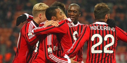 Juventus, Milan, Napoli y Siena clasificaron a semifinales