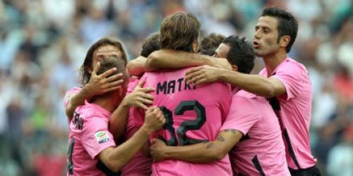 Juventus, Napoli, Udinese y Cagliari comparten el liderato