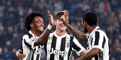 Juventus no pierde el ritmo de los líderes