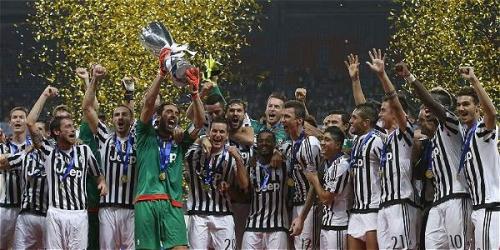 Juventus venció a Lazio y se llevó la Supercopa (VIDEO)