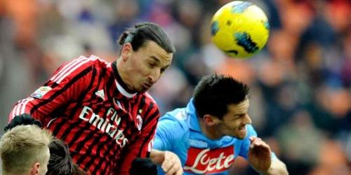 Juventus y Milan empataron en la Serie A