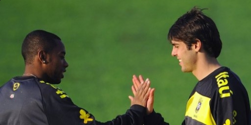 Kaká afirma que Brasil prefiere ganar a jugar bien