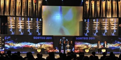 La Copa Libertadores 2012 se sorteará en noviembre