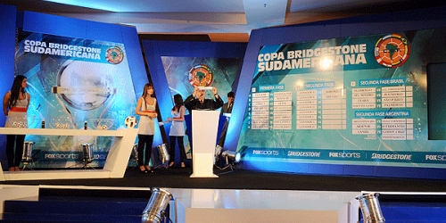 La Copa Sudamericana 2011 fue sorteada en Argentina