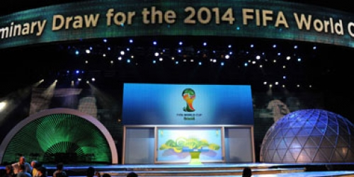 La FIFA oficializó el fixture de las Eliminatorias a Brasil 2014