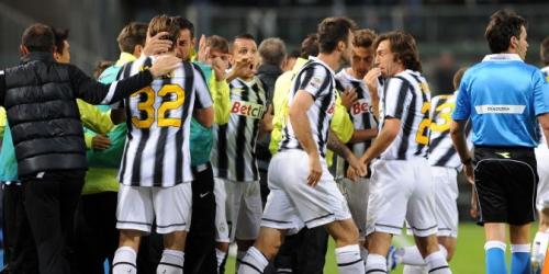 La Juventus ganó su trigésimo 'scudetto'