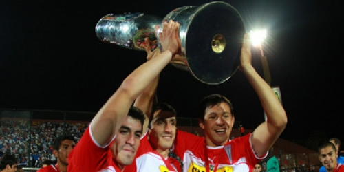 La 'U' Católica es el nuevo campeón de la Copa Chile