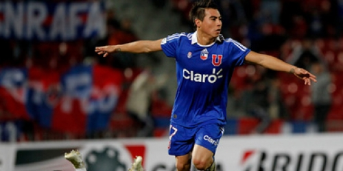 La 'U' de Chile derrotó a Fénix en la Copa Sudamericana