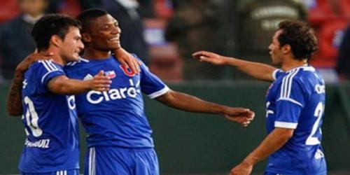 La U de Chile venció a Godoy Cruz y clasificó a octavos de final de la Copa Libertadores