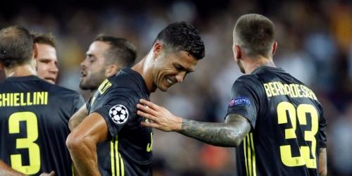 La UEFA abrió expediente a Cristiano Ronaldo por su expulsión y reacción