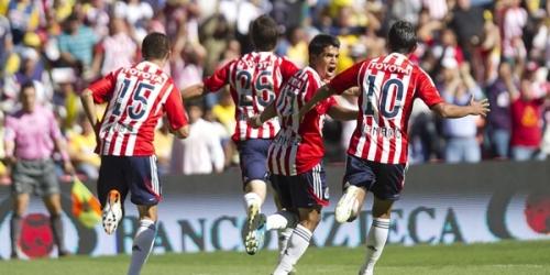 Las Chivas de Guadalajara comandan el Apertura