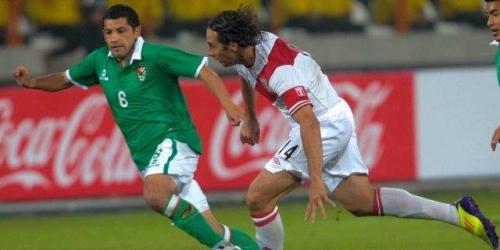 Las selecciones de Perú y Bolivia empataron en Lima