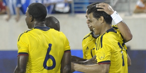 Las selecciones sudamericanas ganaron en amistosos