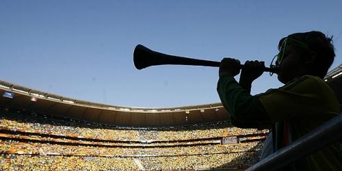 Las vuvuzelas, una mina de oro para los fabricantes chinos