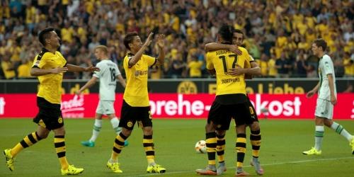 Leicester y Dortmund con buen arranque en Europa