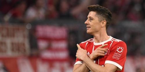 Lewandowski cambia de represtante para que lo lleve al Real Madrid