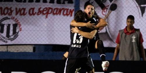 Libertad lidera el Grupo 5 de la Copa Libertadores