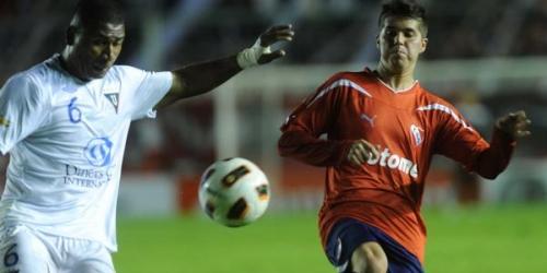 Liga de Quito avanzó a cuartos de la Copa Sudamericana