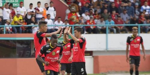 Liga de Quito cae en el empiezo del campeonato frente al Cuenca