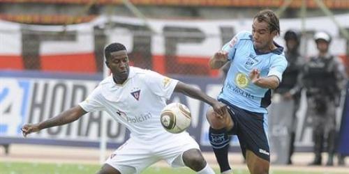 Liga de Quito empató frente a la Universidad Católica