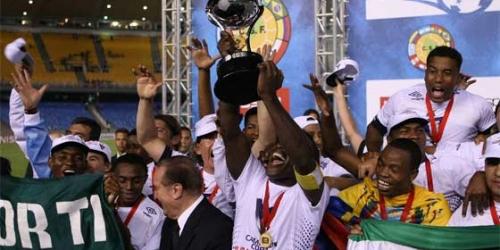 Liga de Quito es el campeón de la Copa Sudamericana