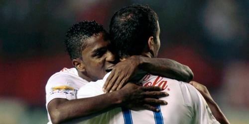 Liga de Quito tomó ventaja frente a Vélez Sarsfield