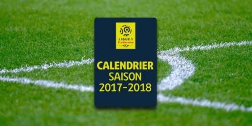 Francia, sorteado el calendario de la edición 2017/2018 de la Ligue 1