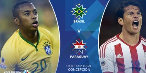 FINAL: Brasil 1-1 (3-4) Paraguay