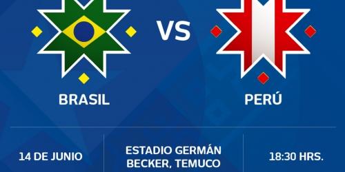 FINAL: Brasil 2-1 Perú