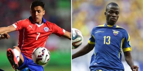 FINAL: Chile 2-0 Ecuador