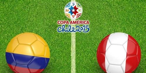 FINAL: Colombia 0-0 Perú