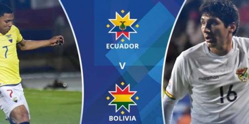 FINAL: Ecuador 2-3 Bolivia
