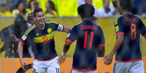 (VIDEO) Eliminatorias, Colombia venció a Ecuador por 2-0 y ahora es segundo