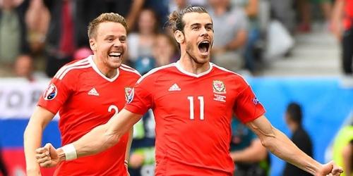 (VIDEO) Eurocopa, Gales se llevó sus primeros tres puntos