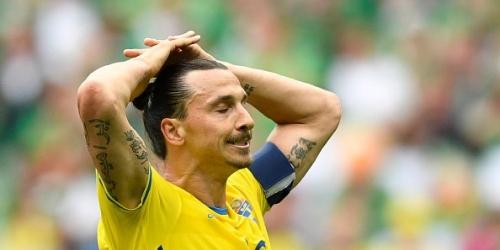 (VIDEO) Eurocopa, Irlanda y Suecia empataron en su debut