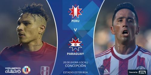 FINAL: Perú 2-0 Paraguay