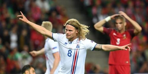 (VIDEO) Eurocopa, Islandia sorprende y empata 1-1 con Portugal