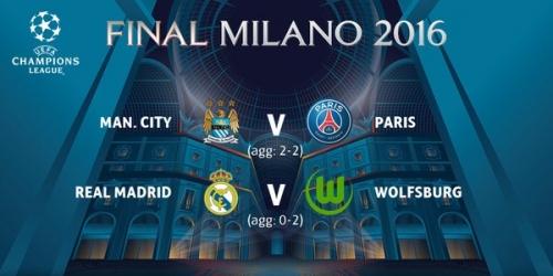 (LIVE) Champions League, sigue EN VIVO los partidos de este martes