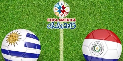 FINAL: Uruguay 1-1 Paraguay