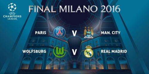 (LIVE) Champions League, sigue EN VIVO los Cuartos de Final de este miércoles